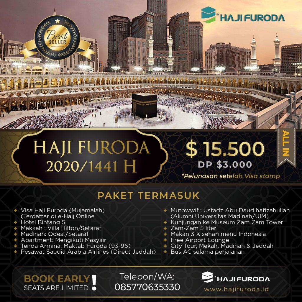 Haji Furoda Bandung