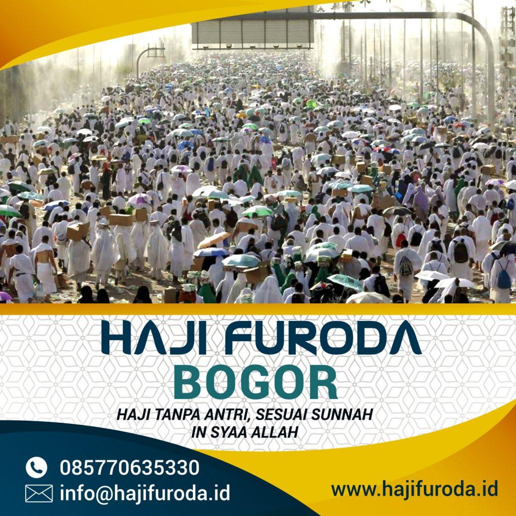 Haji Furoda Bogor