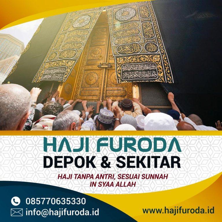 Haji Furoda Depok