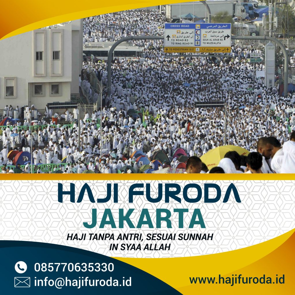 Haji Furoda Jakarta