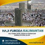 Haji Furoda Kalimantan