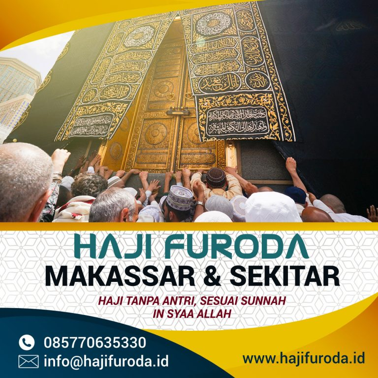 Haji Furoda Makassar