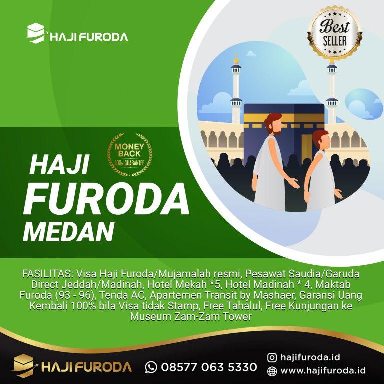 Haji Furoda Medan