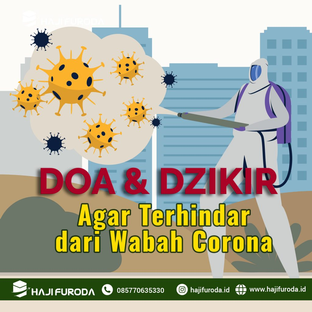 Doa dan Dzikir Agar Terhindar dari Wabah Corona