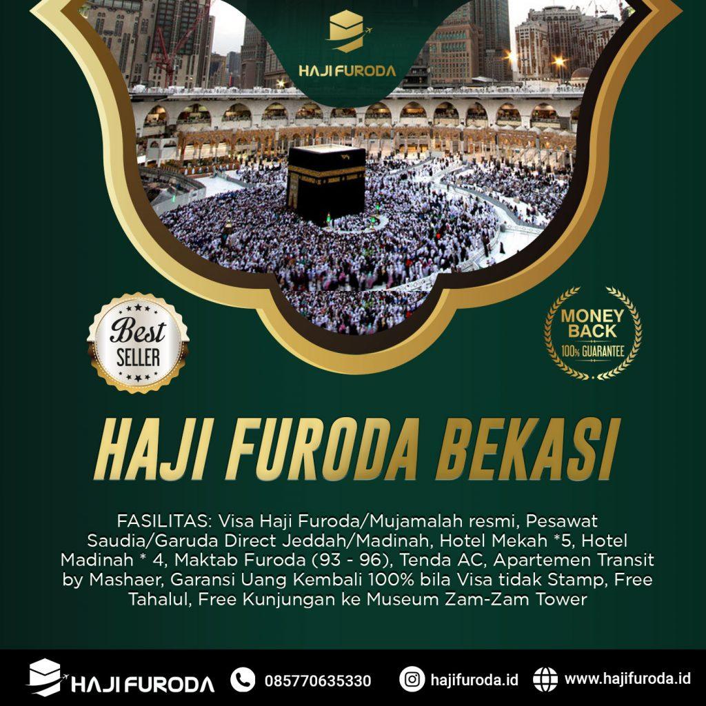 Haji Furoda Bekasi