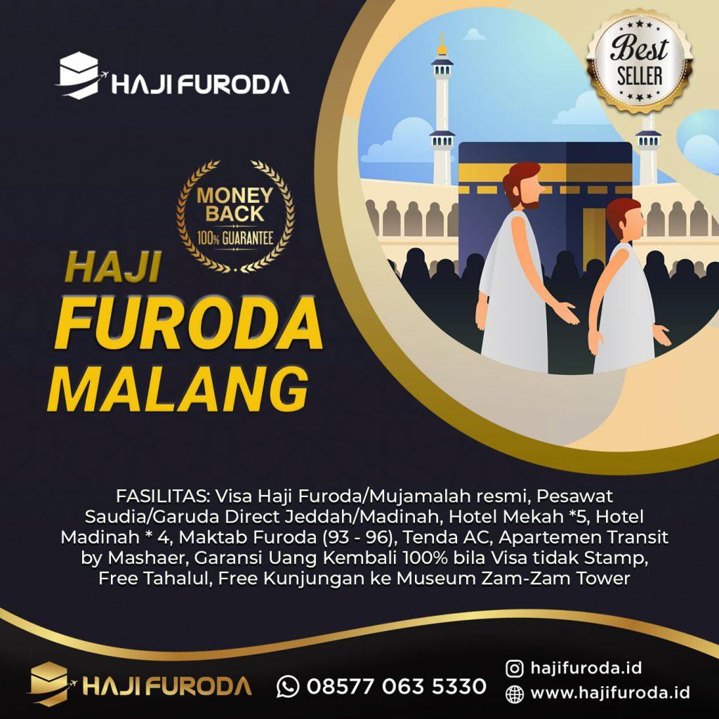 Haji Furoda Malang