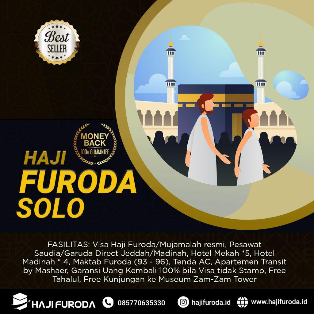 Haji Furoda Solo