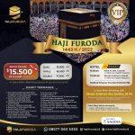Promo Haji Furoda 2022 1443H