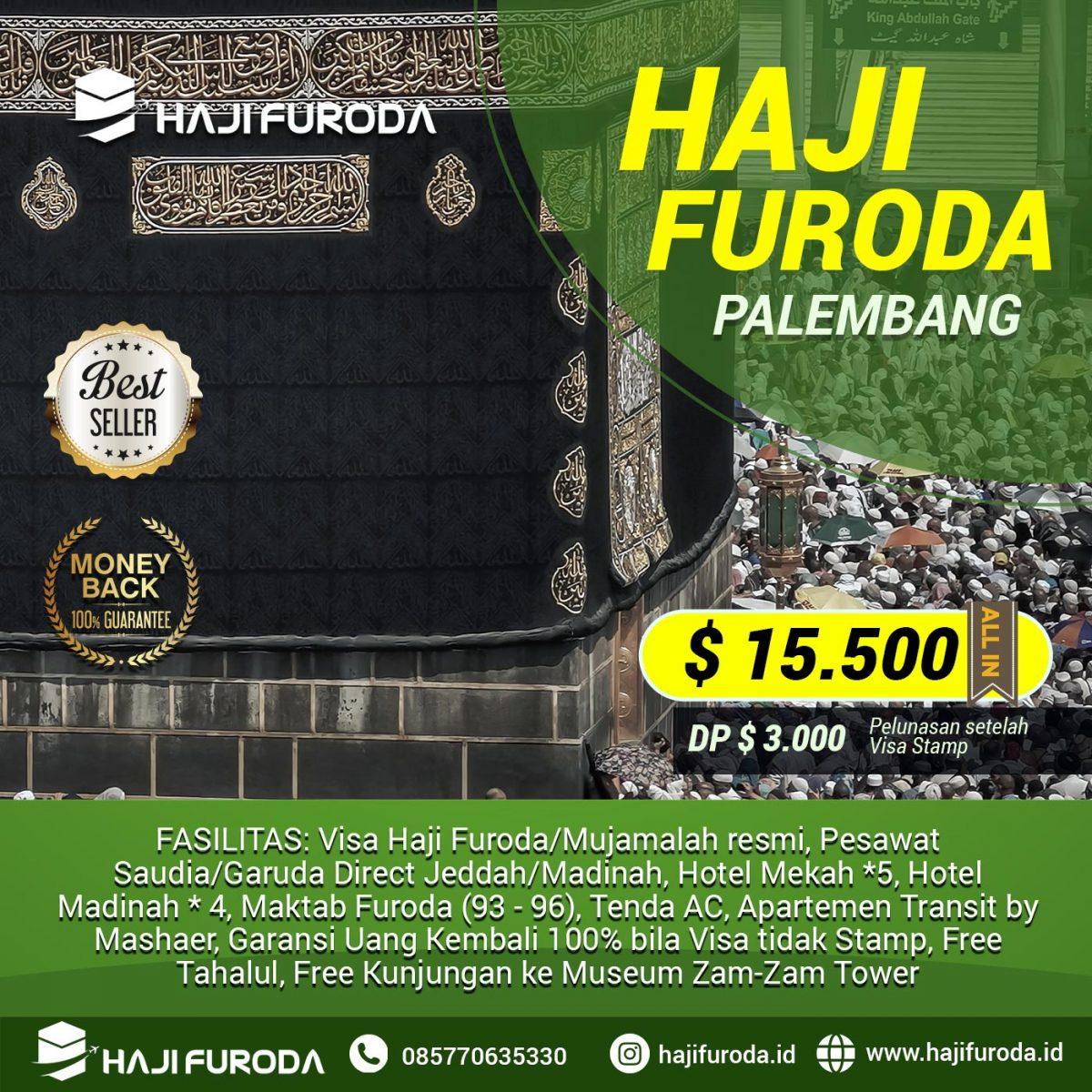 Haji Furoda Palembang