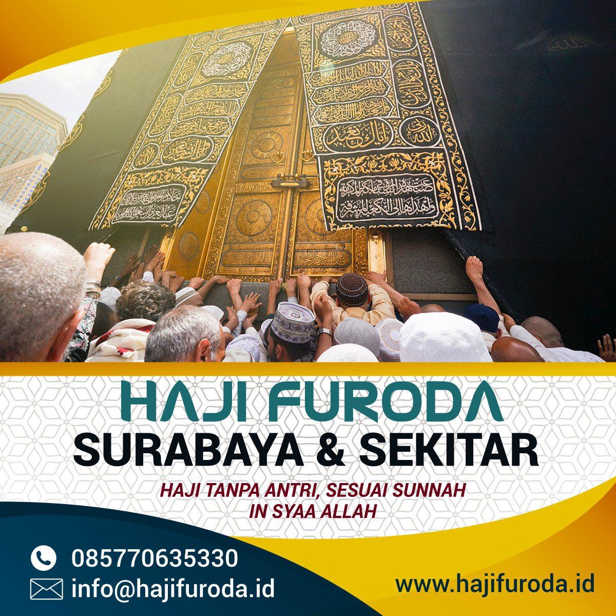 Haji Furoda Surabaya